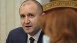 Радев посъветва Борисов да си освежи паметта за автомобилите на МВР