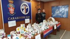 234 души задържани при най-голямата глобална операция срещу трафика на стероиди
