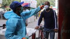 В Индия вече над 8000 починали от COVID-19