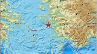 Много силно земетресение в Гърция се усети и в София