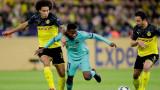 Борусия (Дортмунд) - Барселона 0:0