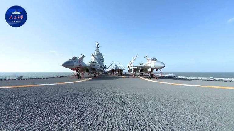 Китай призова САЩ да спре с военните провокации в Южнокитайско море