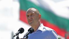 Радев: Мафията се опитва да вкара България в глух коловоз