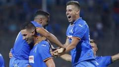 Антоан Стоянов от Левски стана най-младият дебютант от началото на сезона