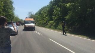 Две тежки катастрофи в Бургаско и една в Пловдивско