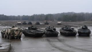 В Германия пропищяха от окаяното положение на армията си