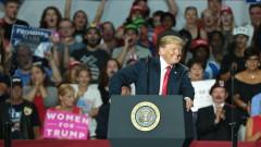 "Тръмп иска свобода на пресата, но не и ""фалшиви новини"""