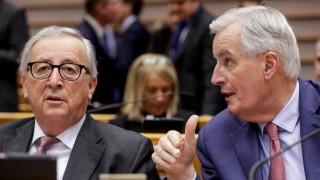 Юнкер пред ЕП: Рискът от Брекзит без споразумение се увеличи, няма предоговаряне