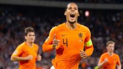 Холандия без своя капитан срещу Белгия