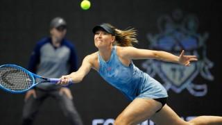 Победоносно завръщане на Мария Шарапова в Майорка