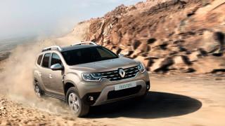 Renault показа новото поколение Duster