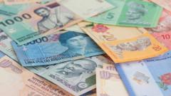 Две от най-слабите валути изпращат най-силния си месец