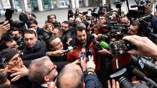 Лидерът на Северната лига Матео Салвини безкомпромисен – иска да е премиер