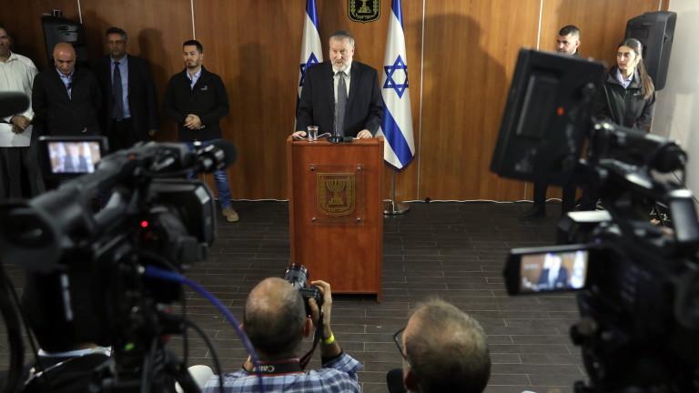 Главният прокурор на Израел Авишай Манделблит внесе обвинителния акт срещу