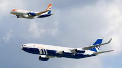Рекорден трафик: 19 хиляди самолета в небето едновременно