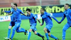 Левски на финал за Купата след 1:0 срещу Лудогорец