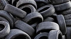 Столична община събра 800 стари гуми за 2 дни