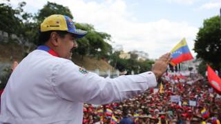 Мадуро обвини САЩ и Гуайдо, че искат да го ликвидират