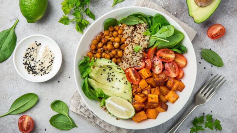 Вегетарианците или месоядните карат по-тежко COVID-19