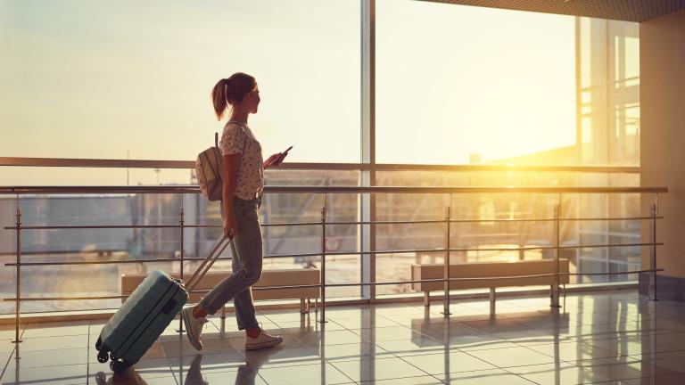 Какво да облечем за пътуване със самолет
