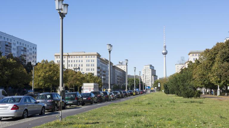 Снимка: Берлин си върна обратно 670 апартамента на улица Карл Маркс