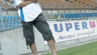 Гъргоров поднови тренировки със Страсбург