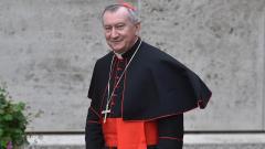 Дясната ръка на папата идва у нас