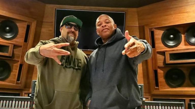 Въпреки здравословните проблеми - Dr. Dre отново е в студиото