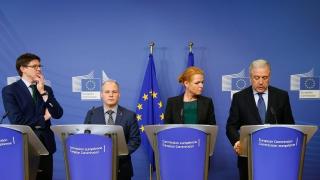 Германия, Швеция и Дания се застъпиха за Шенген