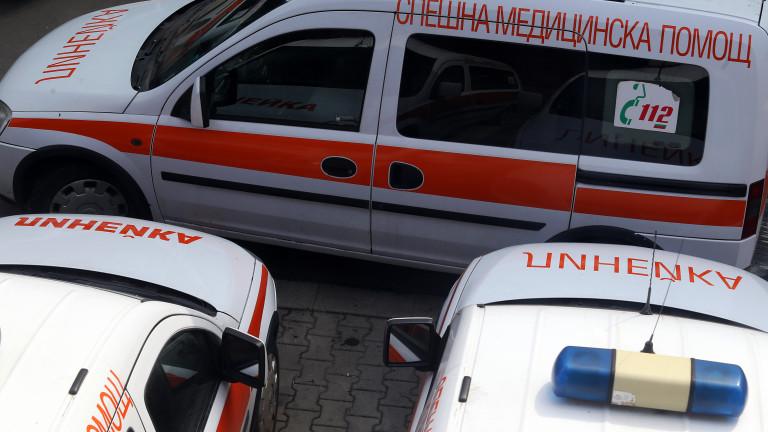 Още една проба Covid-19 на медицински работник от софийската Спешна