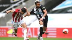 Нюкясъл спря полета на Шефилд Юнайтед