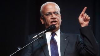 Палестинският главен преговарящ Саеб Ерекат почина след заразяване с Covid-19