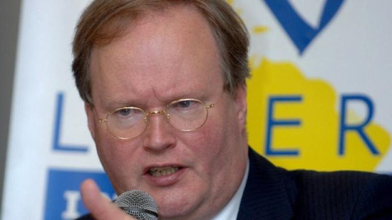 Шефът на евролибералите иска да види ДПС в новото правителство