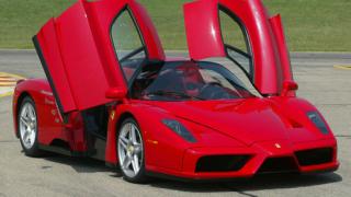 Ferrari продават с еднакъв успех коли и детски играчки