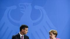 Меркел: Тази седмица няма да има решение на мигрантската криза