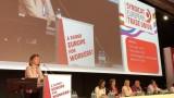 КНСБ иска равни заплати за еднакъв труд, съобразени с покупателната способност