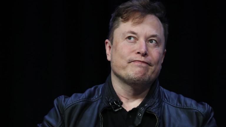 Американският предприемач, основател на компаниите Tesla и SpaceX Илон Мъск