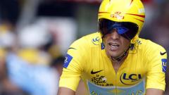 Хванаха Контадор с допинг