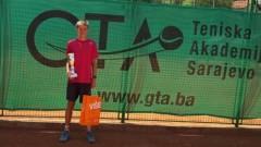 Пьотр Несторов спечели турнира в Сараево