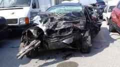 Челен сблъсък на пътя уби четирима край Пловдив