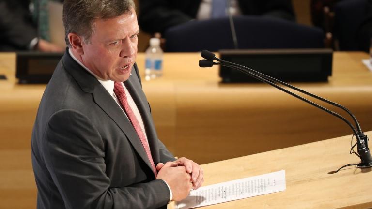 Правителството на Йордания хвърли оставка