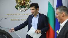 Кирил Петков би бил пак служебен министър
