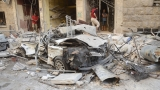 Десетки жертви на двоен бомбен атентат в сирийския град Камишли