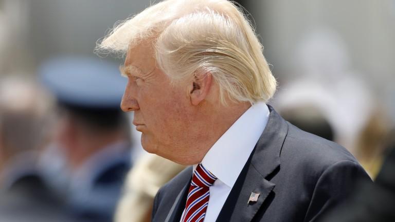 Тръмп вярвал в промените в климата
