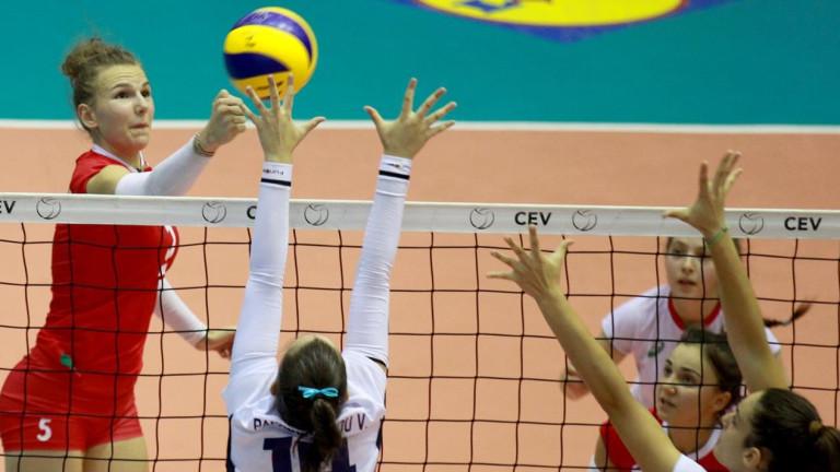 Девойките ни бяха спряни от Русия на осминафиналите на волейболния Мондиал в Египет