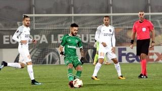 Милан докара до екстаз футболистите на Лудогорец
