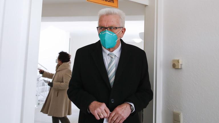 Зелените и ХДС договориха продължаване на коалицията в Баден-Вюртемберг