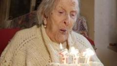 Ема Морано навърши 117 години