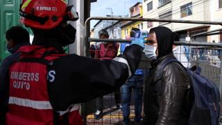 318 жертви в Еквадор и 7300 болни