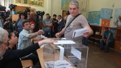 ГЕРБ изхарчили субсидията си до стотинка за евровота, БСП - с дарения от Станишев